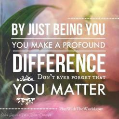just be you picture